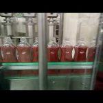 מכונת מילוי שמן זית אוטומטית
