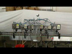 מחיר מכונה מילוי נוזל סבון בקבוק משאבת הילוכים אוטומטית קטנה
