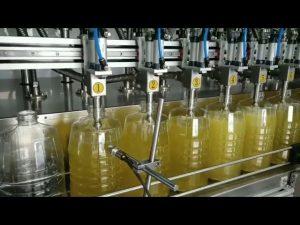מכונת מילוי שמן סיכה משאבת פריסטלטית אוטומטית