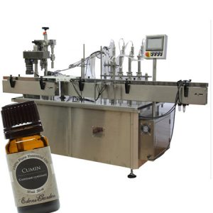 מכונת בקבוקי סירופ אוטומטיים