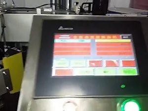 מכונת הדפסת תווית ממוחשבת אוטומטית מכונה תווית שקית ניילון