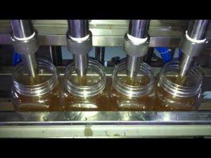 מכירות ישירות במפעל מכונת מילוי בקבוק ניקוי בקבוק ניקוי אוטומטי מלא