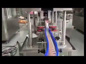 מכונת מילוי בוכנות לניקוי בוכנות ידנית אוטומטית לג'ל