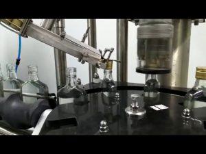 מכונת מכסת בורג לבקבוק יין