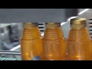 מכונת מילוי קרם קוסמטי נוזלי אלקטרוני באיכות גבוהה למכירה