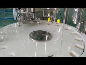 מכונת מילוי והכנת קטשופ