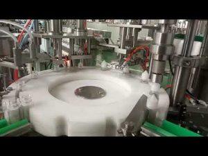 מכונת מילוי בקבוק נוזלי 30 ml עשבוני באיכות גבוהה