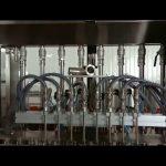 מכירה ישירה במפעל בוכנה ליניארית נוזל רוטב תבלינים מכונת מילוי בקבוק