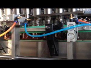 מכונת מילוי רוטב עגבניות חמאת בוטנים אוטומטית