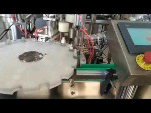 מכונת מילוי נוזל בקבוק חומצה סיטונאית