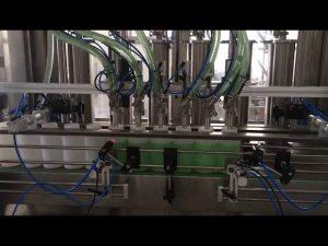 מכונת מילוי בקבוק סבון נוזלי