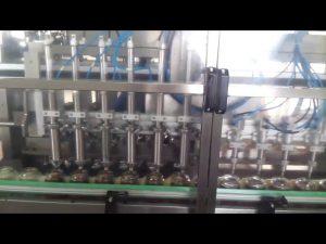 מכונת איטום אוטומטית לצנצנת דבש זכוכית