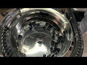 מכונת מילוי בקבוק cbd סוג יד מכנית