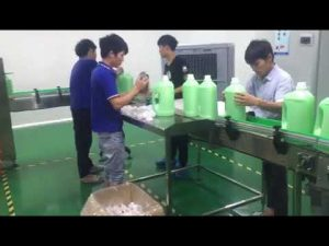 שטיפת מכונת מילוי שמפו נוזלית