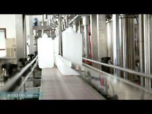 מכונה תיוג מכסת מילוי שמן סיכה אוטומטית מלאה