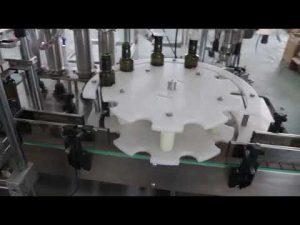 מכירת חמה מכונת מילוי שמן זית אוטומטית סטנדרטית