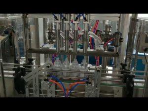 מכונת מילוי ניקוי אלכוהול אוטומטית לחיטוי ידיים