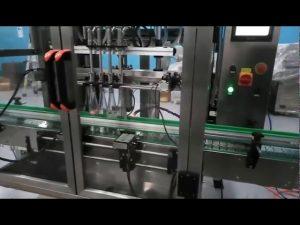 מכונת מילוי קו ייצור ריבת פירות אוטומטית ומכונת מילוי מנות