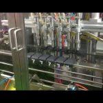 מכונה מילוי שמן זית בוכנה אוטומטית לבקרה