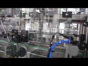 מכונת מילוי נוזלית אוטומטית לחיטוי ג'ל