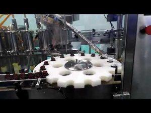 מכונה מילוי ואיטום שמן זרימת קרח hdpe קרח קרח